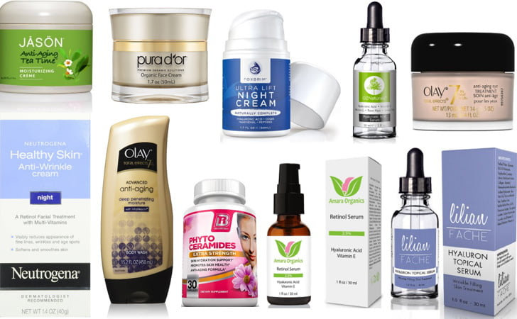 Best Anti-aging Products 2021