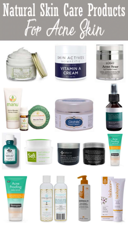 Best Organic Skin Care For Acne