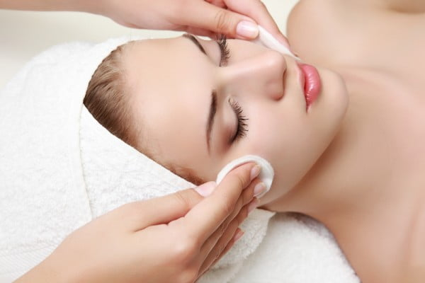 Cleansing - basic Facial treatment