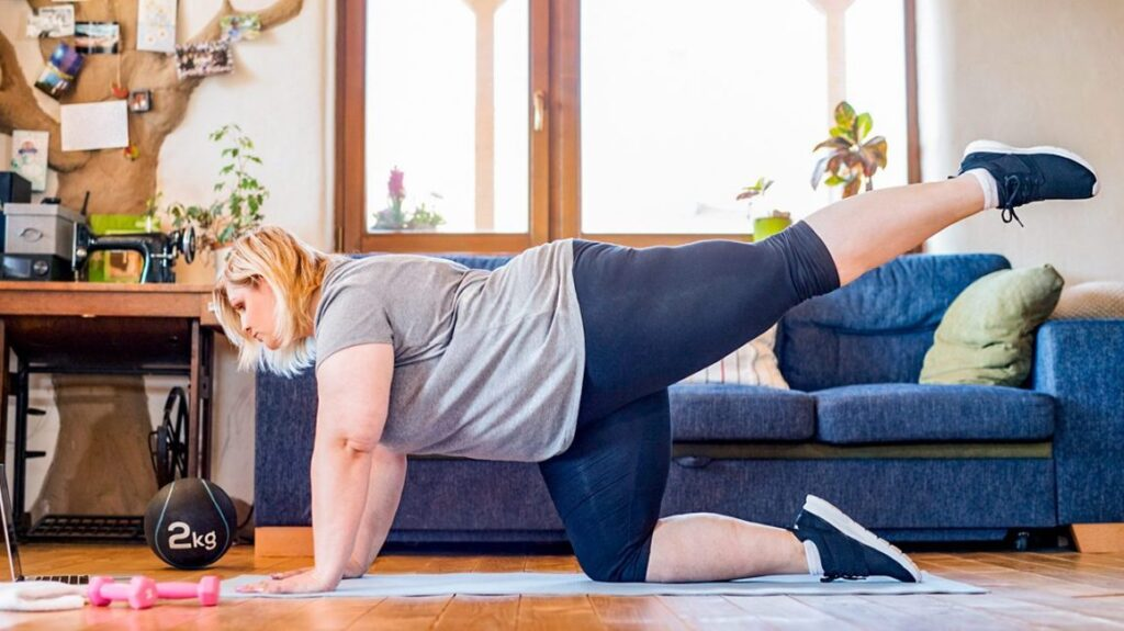Full Body Exercises At Home