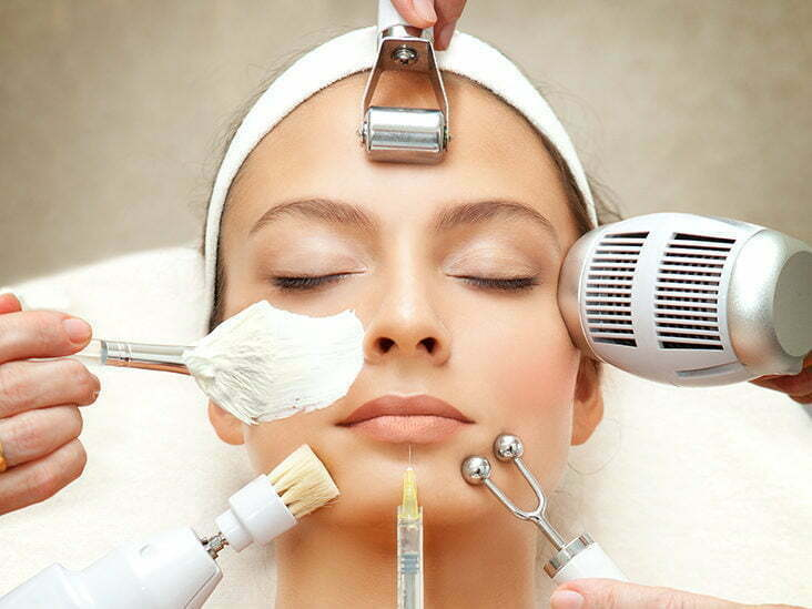 Skin checkup and cleansing