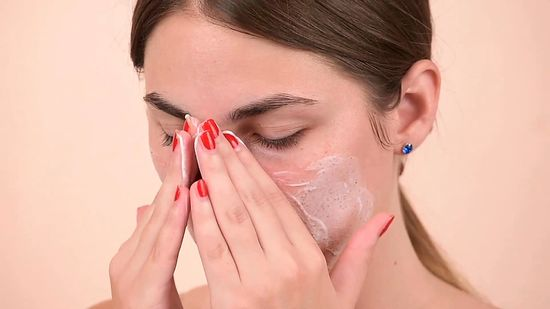 Softly Exfoliate Your Face
